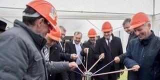 Letették a Magyar-Horvát Kultúra Házának alapkövét Szemelyben, bővítik az épület