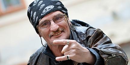 Nincs Rockmaraton Rockfater nélkül - Kiss József nem tűnt el, most is tombol a fesztiválokon