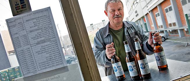 Legendás terméket élesztett újjá a Pécsi Sörfőzde, ismét kapható a Tavaszi sör