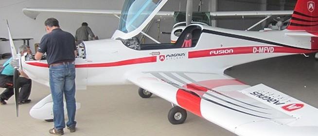 Magnus Aircraft: elkészül a nyár második felére a pécs-pogányi kompozitelem-gyártó üzem