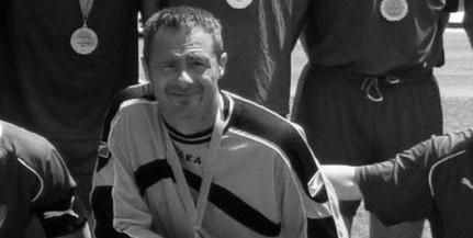 Meghalt dr. Váradi Gábor ügyvéd, labdarúgó kapus