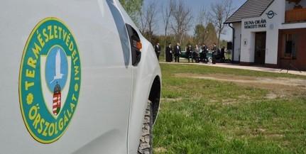 Új jáművek is segítik a természetvédelmi őrszolgálatot Kölkeden