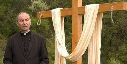 Videóban üzent, s kívánt boldog húsvétot Udvardy György megyéspüspök