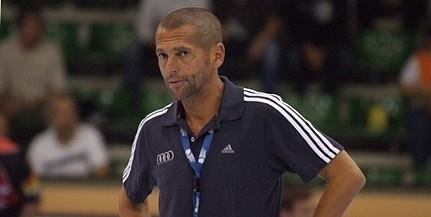 A pécsi Danyi Gábor marad a Győri Audi vezetőedzője