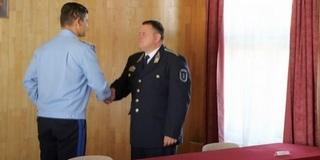Kinevezték a megye új rendőrkapitányát, Gulyás Zsoltot