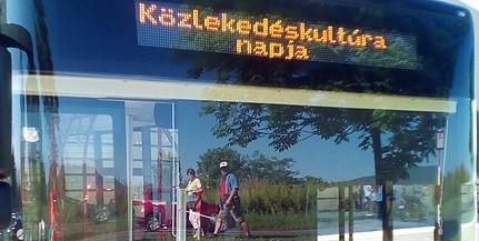 A kulturált közlekedésre hívják fel a figyelmet