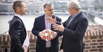 Sportdiplomáciai siker a női labdarúgó BL-döntő budapesti megrendezése