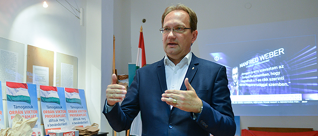 Hoppál Péter: a Fidesz-KDNP jobb eredményt ért el Pécsett, mint a tavalyi voksoláson