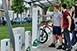 Mutatjuk, mennyibe kerül kibérelni Pécsett a vadonatúj elektromos kerékpárokat