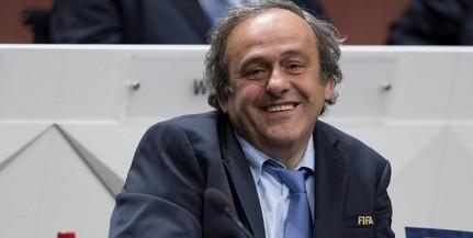 Korrupció gyanúja miatt őrizetbe vették Michel Platinit