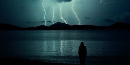 Még szerdán is számíthatunk zivatarra, felhőszakadásra