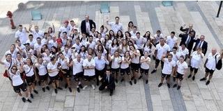Kilenc pécsi hallgató utazik az Universiadera, Nápolyba