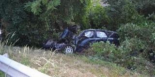 Két és fél óránként történt egy baleset hétvégén Baranya megye útjain
