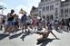 Már megint parádéznak: vonulnak a Budapest Pride résztvevői