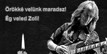 Elhunyt Ambrus Zoltán, az Irigy Hónaljmirigy gitárosa