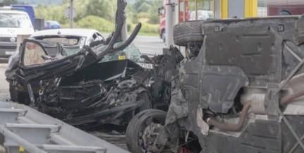 Elengedték a horvátok a magyar család kocsiját letaroló autóst