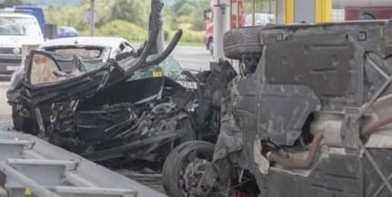 Drogozott a Horvátországban magyar turistákba rohanó sofőr