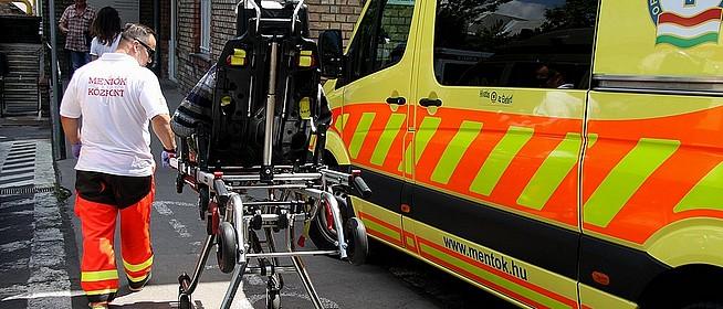 Hamarosan Baranya megyébe is érkeznek vadonatúj, modern mentőautók