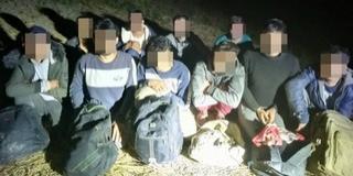 Negyvenhat határsértőt tartóztattak fel Bács-Kiskun megyében