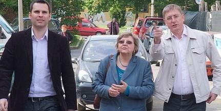 Nyőgéri Lajos és Kunszt Márta lehet a két alpolgármester Pécsett, ha nyernek a balliberálisok