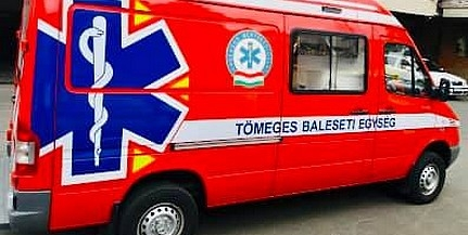 Új, tömeges baleseti mentőegység szolgál Pécsett