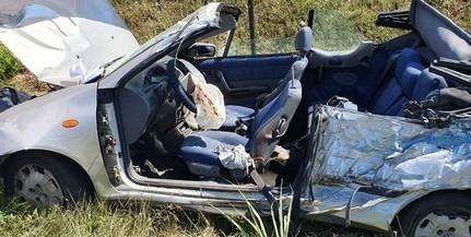 Két pécsi nő veszítette életét egy balesetben - Kamionnal ütközött az autójuk
