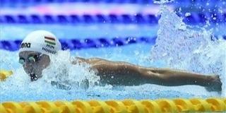 Hosszú arany- és ezüstérmet nyert szombaton, a váltó második lett