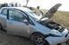 Lesodródott az útról, súlyosan megsérült a sofőr