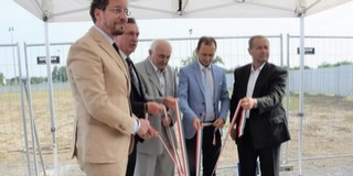 A százéves PVSK-nál csaknem ötmilliárdból fejlesztik a létesítményeket