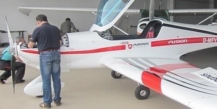 Megrendelték az első példányt a magyar fejlesztésű, pécsi gyártású repülőgépekből