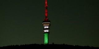 Szombat este nemzeti színekbe borul a tv-torony, három éjen is megcsodálhatjuk