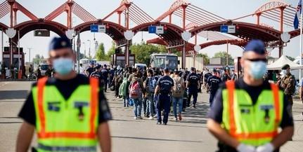 Nem álltak le: ismét egyre több migráns próbál bejutni a baranyai határszakaszon