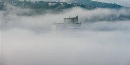 Éjjel ismét alaposan lehűl a levegő, köd is képződhet