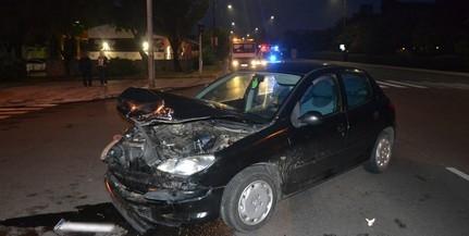 Tizenkilencen szenvedtek sérüléseket a megye útjain az elmúlt héten