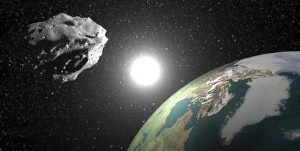 Két aszteroida is elhalad a Föld mellett szombaton