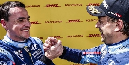 Michelisz Norbert nyerte a kínai második futamot, vezet az összetettben