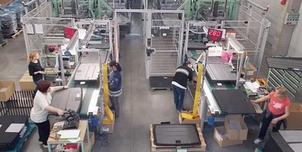 Elkészült a Honsa Kft. új gyártó- és raktárcsarnoka, mintegy 200 új munkahely jön létre