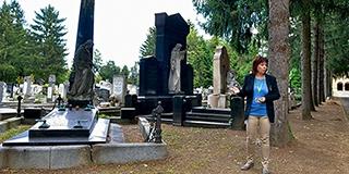 Mi köze Beethoven hajának és a Tettye Vendéglőnek a pécsi temetőhöz?