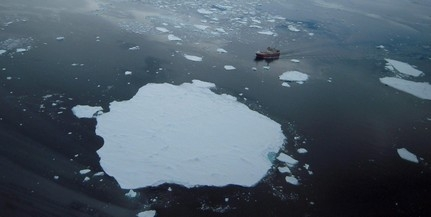 Soha még ilyen gyorsan nem melegedtek a tengerek a Földön
