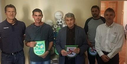 Díjazta az MLSZ a legsportszerűbb baranyai csapatokat