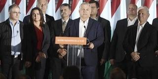 Orbán Viktor: bebizonyosodott, hogy továbbra is a Fidesz-KDNP a legerősebb Magyarországon