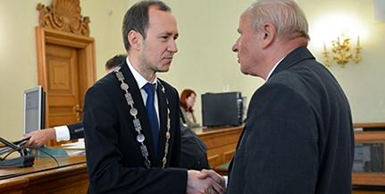 Őri Lászlót választották a Baranya Megyei Közgyűlés elnökévé kedden