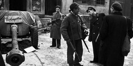 Hatvanhárom évvel ezelőtt rohanták le Magyarországot a szovjet csapatok