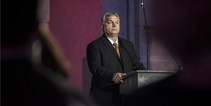 Orbán Viktor szerint Közép-Európa lesz Európa jövője