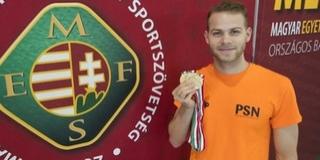 Kenderesi Tamás visszatért, és győzött az úszók egyetemi és főiskolai bajnokságán