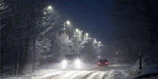 Többfelé havazásra, néhány megyében ónos esőre figyelmeztetnek