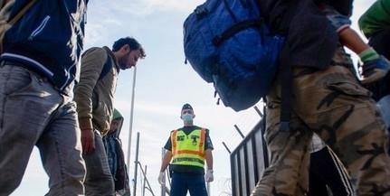 Egyre nő a migrációs nyomás a déli határon, Baranya az egyik leginkább érintett megye