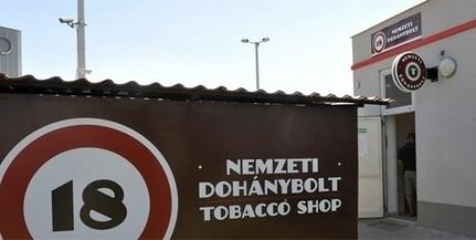 Már az e-cigaretta eszközeit is csak trafikok árulhatják