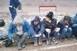 Nyolc migráns került elő egy kocsiból az M6-oson