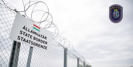 Újmohácson is fogtak migránsokat pénteken